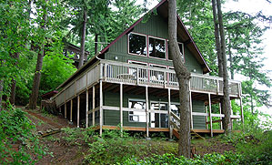Orcas Island Vacation Lodging Rental19 A Pacific